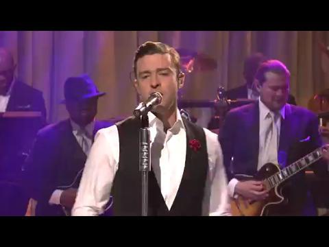 ジャスティン・ティンバーレイク: ミラーズ (Live on SNL)