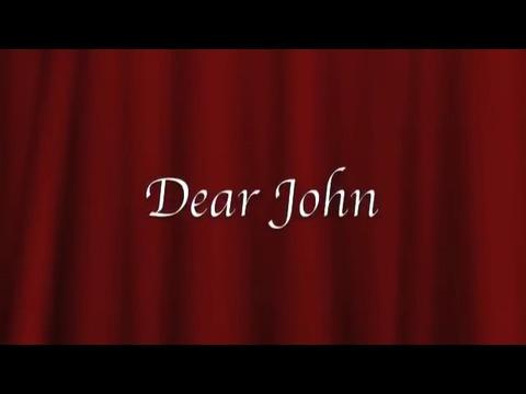 テイラー・スウィフト: ディア・ジョン (Lyric Video)