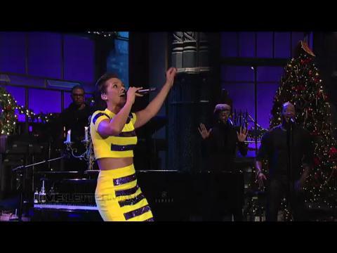 アリシア・キーズ: リミテッドレス (Live on Letterman)