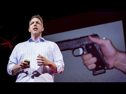 マーク・グッドマン: 未来の犯罪の姿