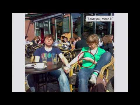 レニー・グレッソン: 携帯電話との付き合い方について話します