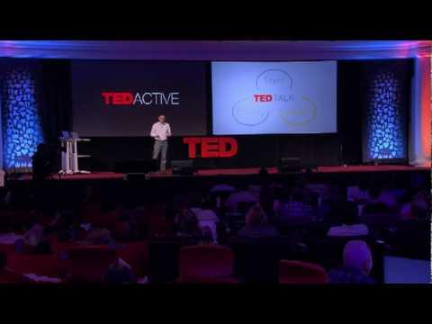 セバスチャン・ワーニック: TEDTalksにまつわる真っ赤な嘘と統計の話