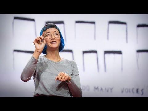 クリスティーン・サン・キム: 魅力的な手話の響き