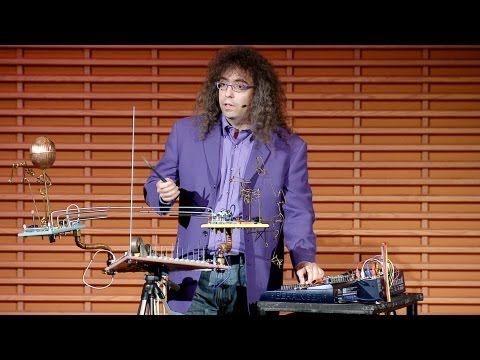 マーク・アプルバウム: 音楽のマッド・サイエンティスト