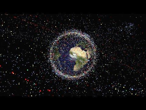 ナタリー・パネク: 地球を周回している宇宙ゴミを片付けましょう