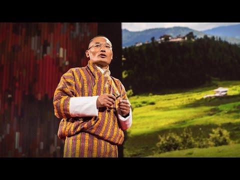 ツェリン・トブゲ: CO2排出量マイナスの国、ブータン