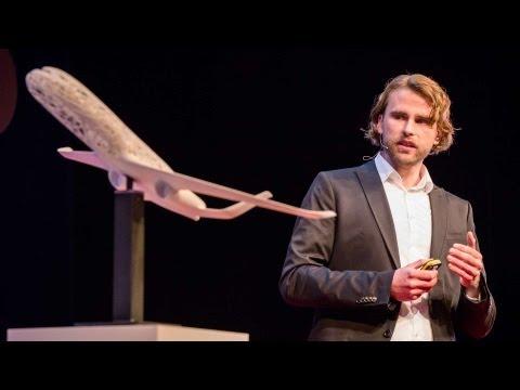 バスティアン・シェーファー: 3Dプリンタで作るジャンボ・ジェット機?