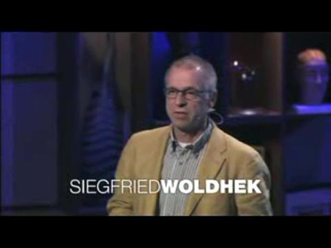 ジークフリード・ウォルドヘック: レオナルド・ダ・ヴィンチの本当の顔