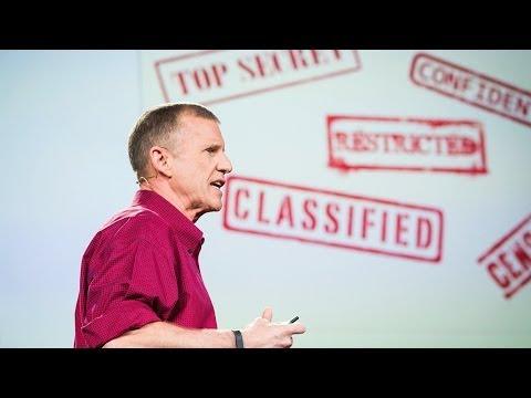 スタンリー・マッククリスタル: 軍隊において情報を共有することについて