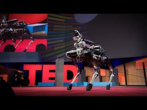 マーク・レイバート: 走って飛び跳ねて、ドアも開けられるロボット犬「スポット」