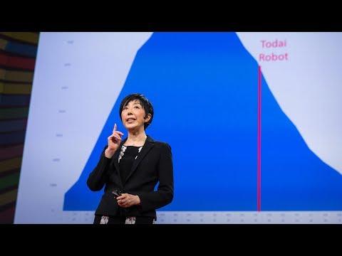 新井紀子: ロボットは大学入試に合格できるか?
