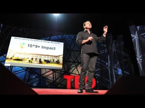 ピーター・ディアマンディス: 尽きることのない人類の未来