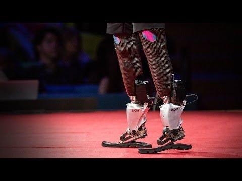 ヒュー・ハー: 走り、登り、踊ることを可能にする新たなバイオニクス義肢