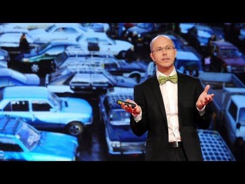 ジョナス・エリアソン: 交通渋滞の解消方法