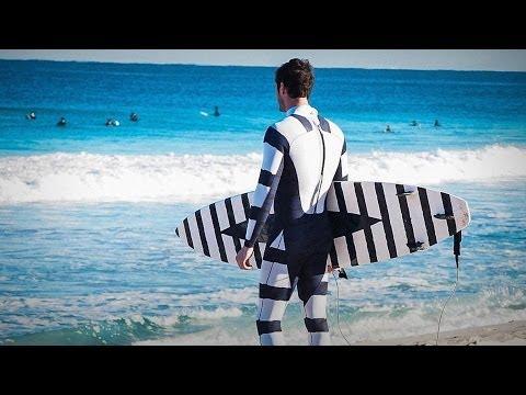 ハミッシュ・ジョリー: サメ除けウェットスーツ(あなたの想像とは違います)