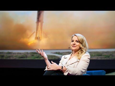 グウィン・ショットウェル: 30分で地球を半周するSpaceXの旅行プラン