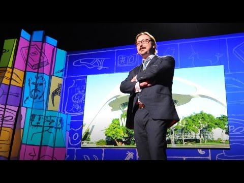 ジョン・ホッジマン: デザインを語る
