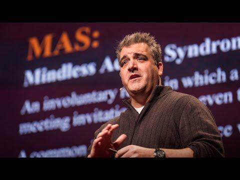 デイビッド・グラディ: ひどい会議から世界を(あるいは自分だけでも)救う方法
