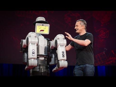 マルコ・テンペスト: これぞ史上最高のロボットのデモ(かも)