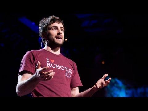 ケラー・リナウド: あなたの携帯をパーソナル・ロボットに変える発明