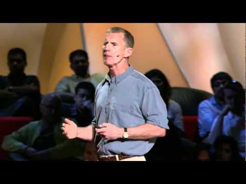 スタンリー・マクリスタル: 聞き、学び、そして導く
