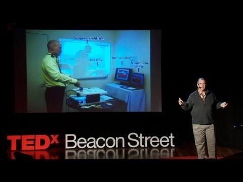 スティーブン・シュバイツバーグ: 外科医のための万能翻訳機