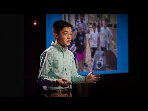 アシュトン・コーファー: 若い発明家の発泡スチロールリサイクル計画