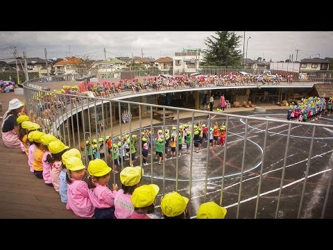 手塚貴晴: 他に例を見ない最高の幼稚園