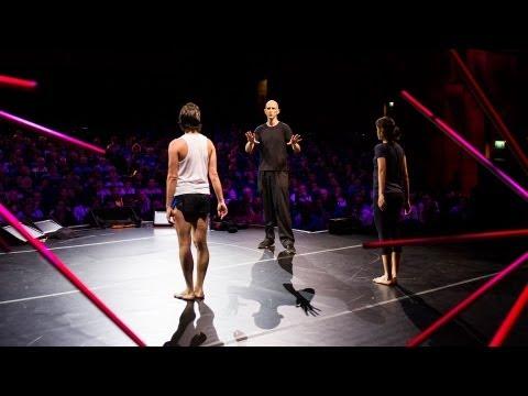 ウェイン・マクレガー: ダンス創作プロセスの実演