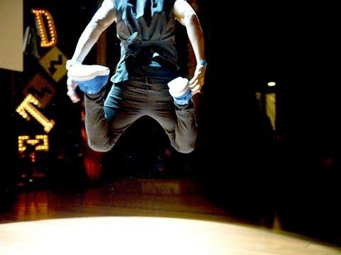 The LXD: インターネット時代に、ダンスは進化する…