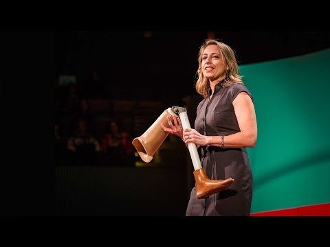 クリスタ・ドナルドソン: 人生が変わる、80ドルのプラスチックの足