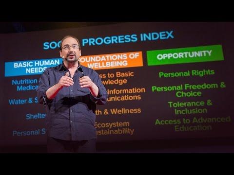 マイケル・グリーン: 社会進歩指数があなたの国を暴く