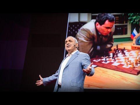 ガルリ・カスパロフ: 知性を持つ機械を恐れるな、協働せよ