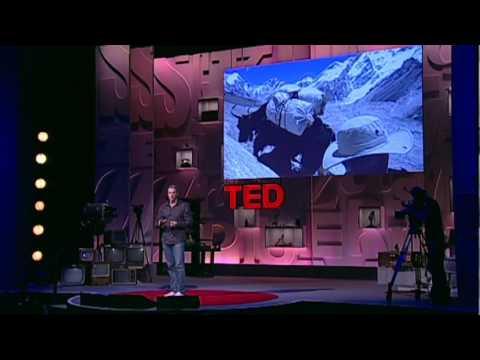 ルイス・ピュー: 意識を変えるためのエベレスト水泳