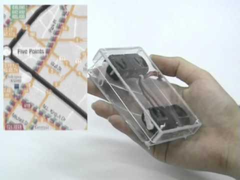 ファビアン・ヘマート: 形が変化する未来の携帯