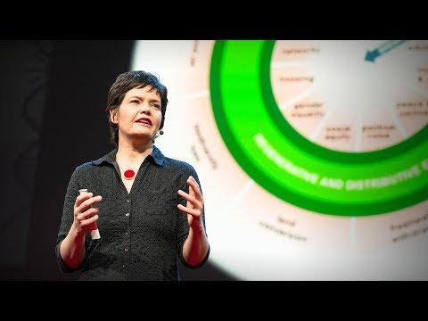 ケイト・ラワース: 健全な経済は成長ではなく繁栄を目指しデザインされるべき | TED Talk