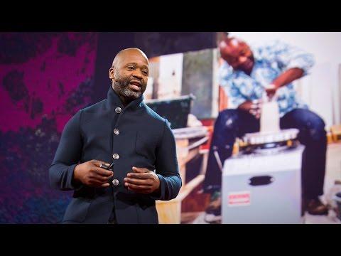 シアスター・ゲイツ: イマジネーション、美、芸術で地域に活力を吹き込む