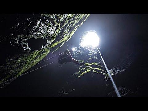 フランチェスコ・サウロ: 地下深く、美と科学を探して