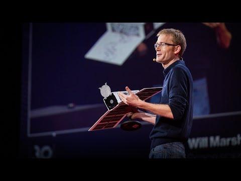 ウィル・マーシャル: リアルタイムで地球の変化を撮影する極小衛星群