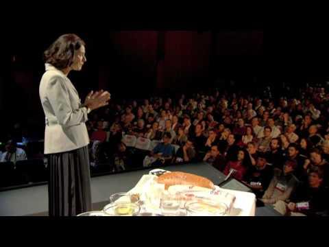 ルイズ・フレスコ: 世界中に食料を与える事について語る