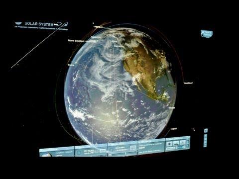 ジョン・ニュエン: 自宅から行ける太陽系ツアー