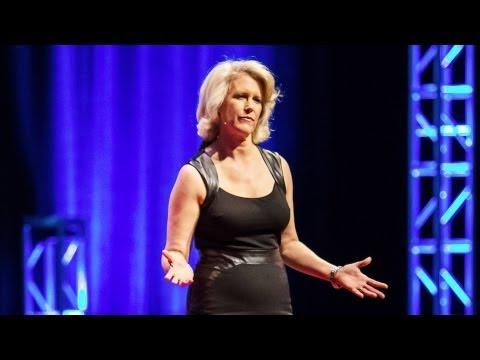 レスリー・モーガン・スタイナー: 家庭内暴力から逃げださない理由