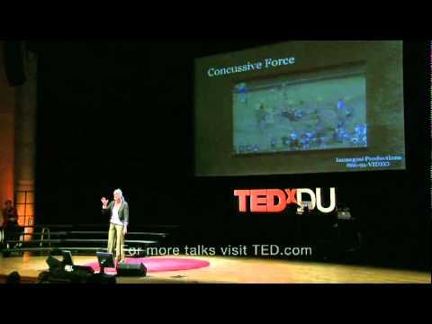 キム・ゴーゴンズ: 脳震盪を防ぐための脳の保護術