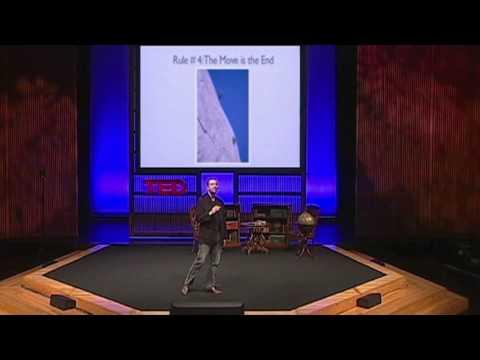 マシュー・チャイルド: ロッククライミングから学んだ9つのこと