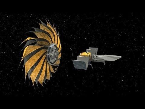 ジェレミー・カスディン: 地球に似た惑星を発見できるかもしれない ― 花形スターシェード