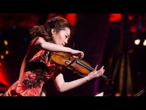 ジヘ・パク: バイオリン―魂の暗闇を越えて