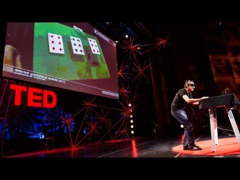 マルコ・テンペスト: 空前絶後のサイバー・カードマジック