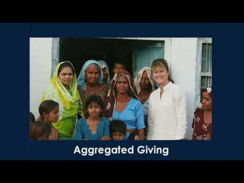 キャサリン・フルトン: わたしたち一人一人による慈善活動