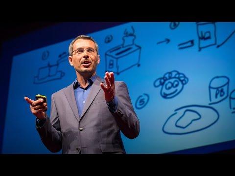 トム・ウージェック: 厄介な問題を解決したい?ではトーストの作り方を説明してください