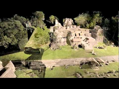 ベン・カシーラ: 3Dでとらえる古代遺跡